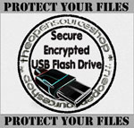 secure encrypted usb