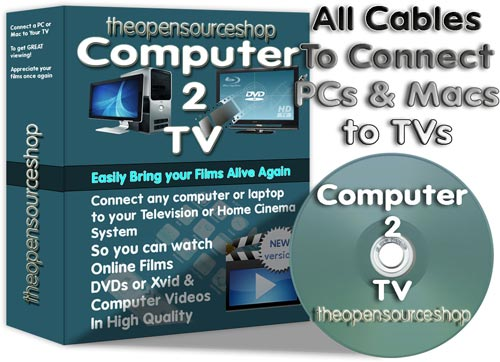 Computer 2 Television Connection Kit